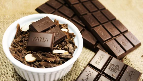 El chocolate para que sea beneficioso debe contener al menos 40% de cacao. (Foto: Difusión)