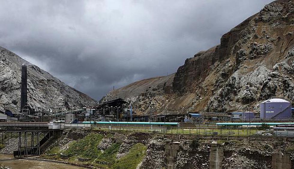 El complejo metalúrgico de La Oroya paralizó sus actividades en el 2009 cuando Doe Run se quedó sin dinero para modernizarlo. (Foto: USI)