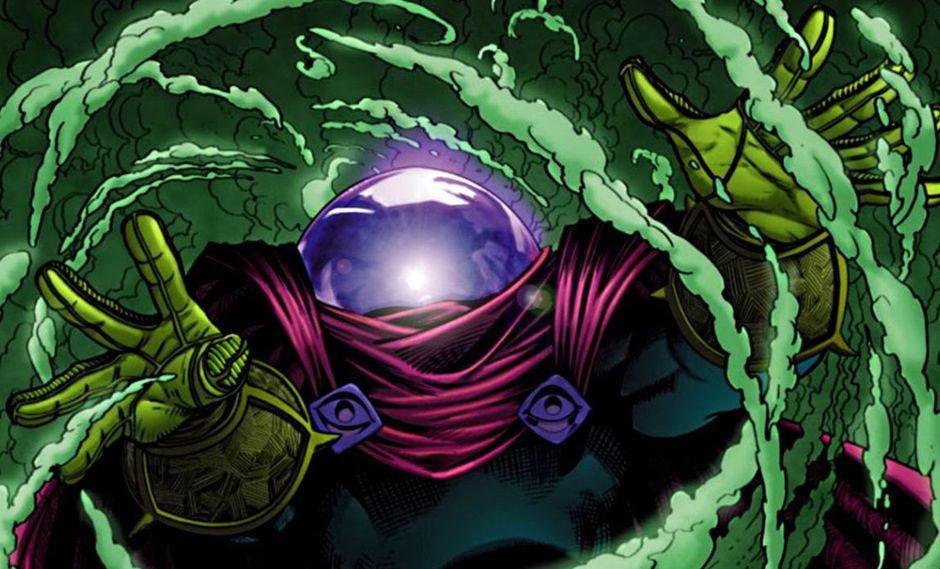 El villano 'Mysterio' tendría una nueva apariencia en la nueva película de 'Spider-Man'. (Foto: Marvel)
