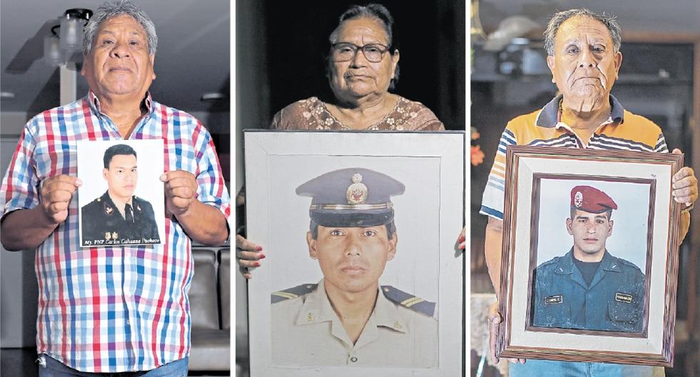 Los familiares de las víctimas repudian que se esté buscando la revisión de la sentencia de Antauro Humala.