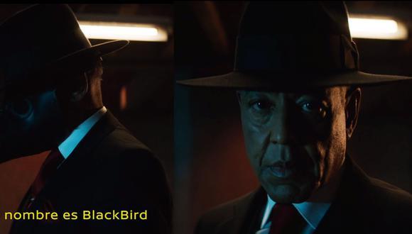 Nissan estrena su primera web serie Blackbird. (Captura de pantalla)