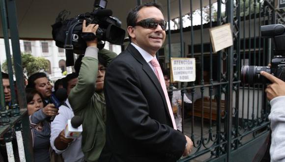 AUTOGOL. Varios videos y audios lo delatan por el delito de interceptación telefónica. (Rafael Cornejo)