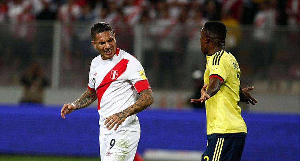 Paolo Guerrero fue el goleador de la selección peruana en Eliminatorias. (Getty Images)