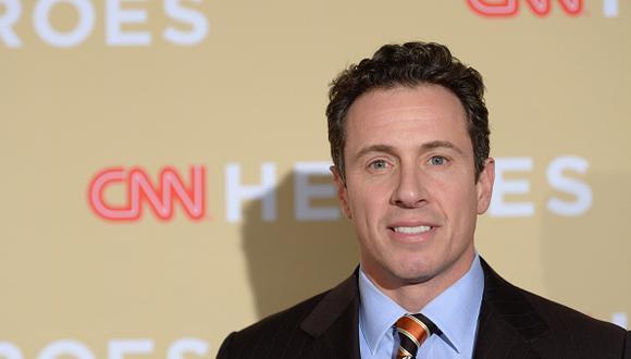 Chris Cuomo, presentador de la CNN, dio positivo para coronavirus. (Getty)