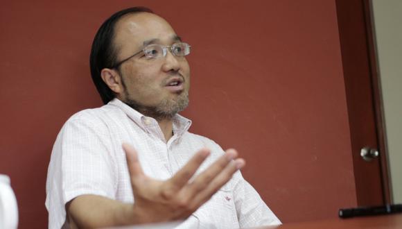 Sociólogo analizó gestión de Humala. (César Fajardo)