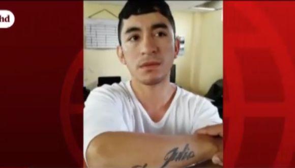 Julio César Iglesias Perfecto  asesinó, en el 2017, a dos personas en distintas circunstancias, en el distrito de Villa María del Triunfo.