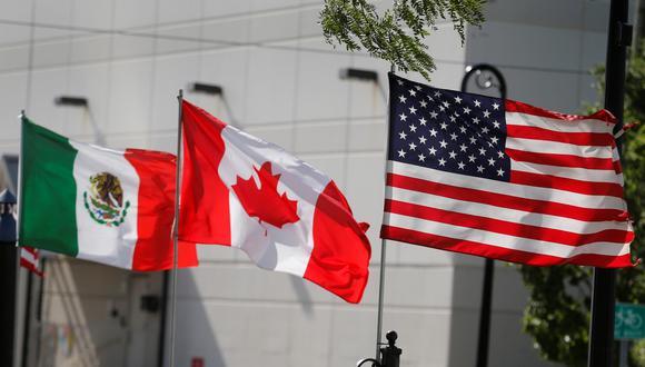 México y EE.UU. sorprendieron al mundo al anunciar nuevos acuerdos comerciales en los que se dejó de lado a Canadá. (Foto: Reuters)