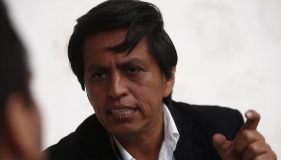 Fernando Meléndez dijo que APP ya dio vuelta a la página al tema del ex primer ministro Pedro Cateriano. (Foto: GEC)