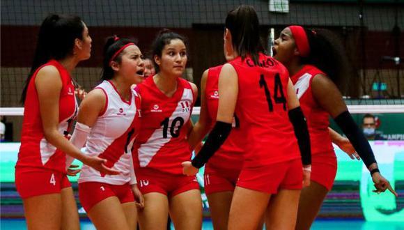 La selección peruana Sub-18 clasificó a los octavos de final del Mundial de la categoría. (Foto: FPV)