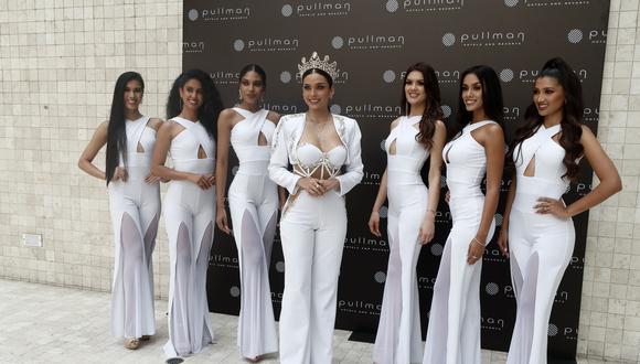 Final del Miss Perú 2021: Dónde y cuándo ver la gala en la que se escogerá a la sucesora de Janick Maceta. (Foto: César Campos para El Comercio)