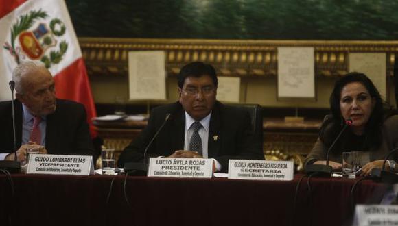Comisión de Educación del Congreso debatirá este sábado en Puno modificatorias a la Ley Universitaria. (Renzo Salazar)