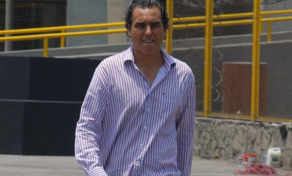 José del Solar ayudará a la 'U' a colocar en el extranjero a Flores y otros jóvenes. (USI)