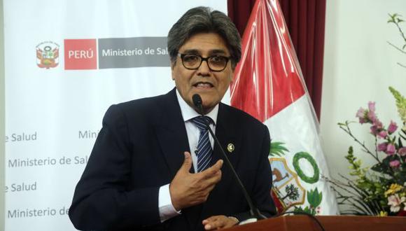 Salinas añadió que en los próximos días se tendrían pruebas moleculares elaboradas por el Instituto Nacional de Salud (INS) y por las universidades Cayetano Heredia y San Marcos.  (Video: Canal N / Foto: Minsa)