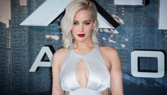 Jennifer Lawrence no sabe si volverá a grabar 'X-Men'.(AP)