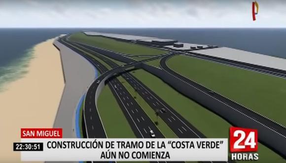 El proyecto forma parte de las obras que facilitarán el desarrollo de los Juegos Panamericanos 2019. (24 Horas)