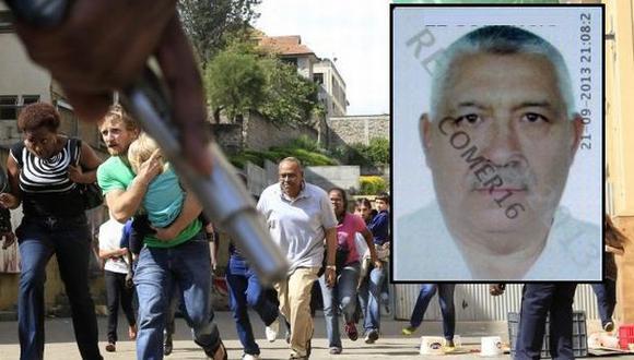 Jesús Ortiz Ituri fue acribillado por los terroristas en el centro comercial. (Reuters/El Comercio)