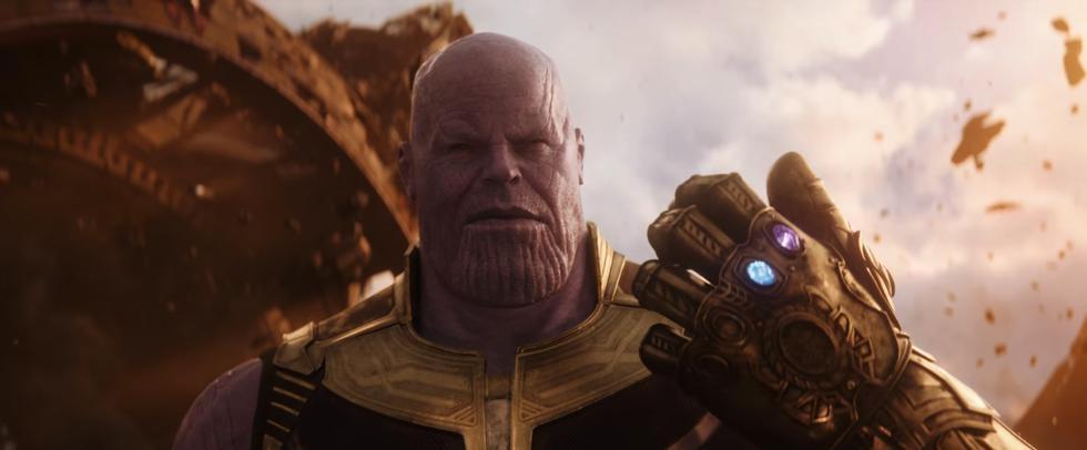Policía Nacional contra el racismo en meme de Thanos