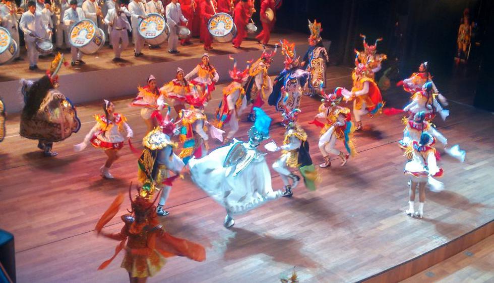 Virgen de la Candelaria: Se inició festividad con presentación en el Gran Teatro Nacional. (Iris Mariscal)