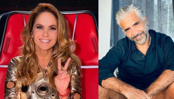 Lucero sufrió accidente al rodar una película con Alejandro Fernández. (Instagram)