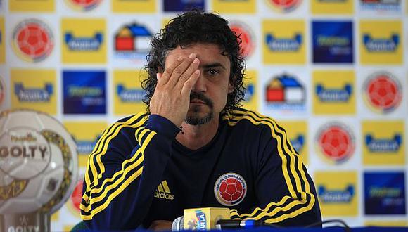 Álvarez había reemplazado en el cargo a Hernán Darío Gómez. (Reuters)