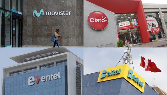 El MTC deberá autorizar a las empresas de telecomunicaciones. (Foto composición: AFP / GEC)