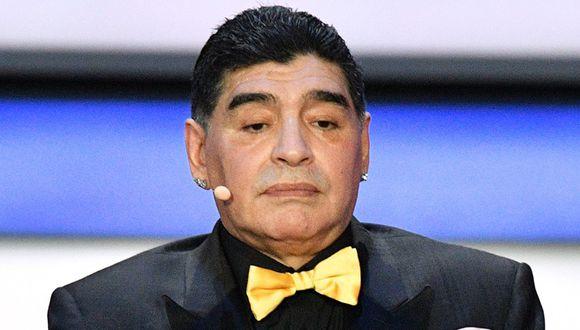 Diego Maradona recibió en México una oferta que no podía rechazar. (Foto: AFP)