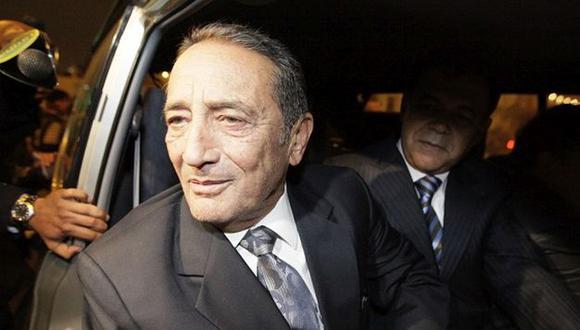 Eslabón. Josef Maiman es amigo del expresidente Toledo. (USI)