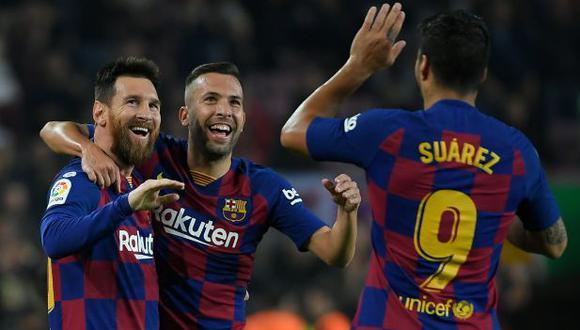 Barcelona vs. Levante: chocan por LaLiga Santander en el Estadio Ciudad de Valencia. (Foto: AFP)