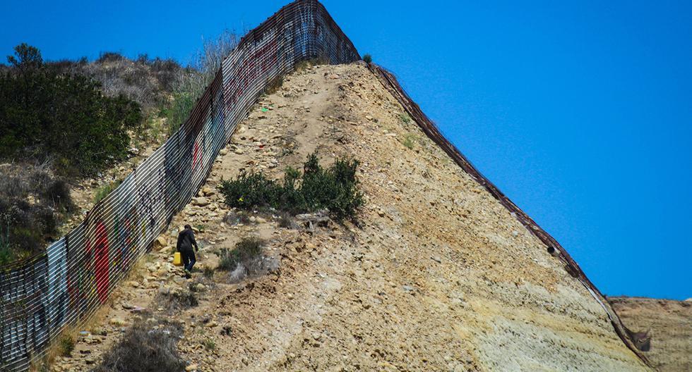 Donald Trump y López Obrador desean tratar otros asuntos para solucionar el problema migratorio de fondo. (Foto: EFE)