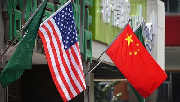 Las relaciones entre Beijing y Washington comenzaron a deteriorarse en 2018, cuando el expresidente Trump inició una guerra comercial con China. (Foto: Greg Baker / AFP)