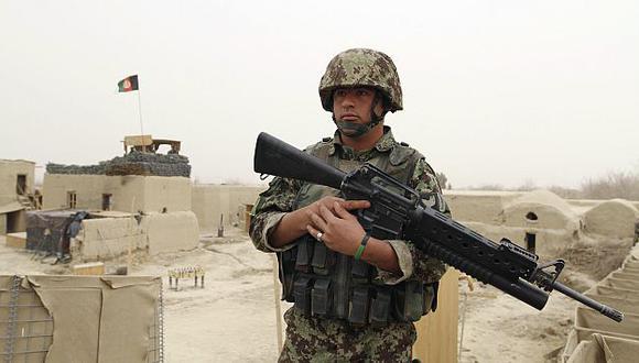 Militares norteamericanos están en alerta, ya que los talibanes podrían vengar muerte de civiles. (AP)