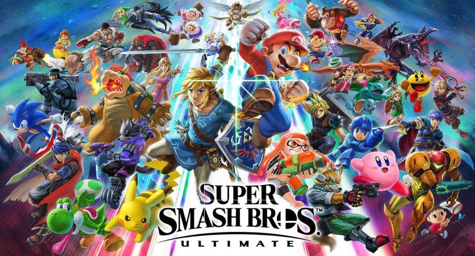 Mañana empieza el Torneo Online Gratuito de Super Smash Bros. Ultimate previo al Claro Gaming MasGamers Festival 2020. (Foto: Bandai Namco Games)