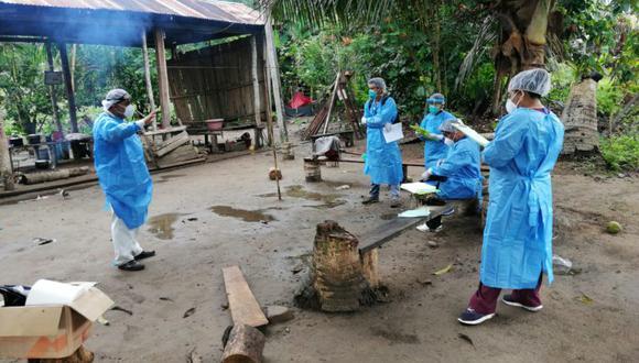 Loreto: Entregan camas hospitalarias y medicinas para hacer frente al COVID-19 a comunidades nativas. (Foto Referencial)