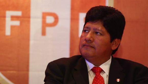 El mandato de Edwin Oviedo se prolongaba hasta el 2020 (Foto: GEC).