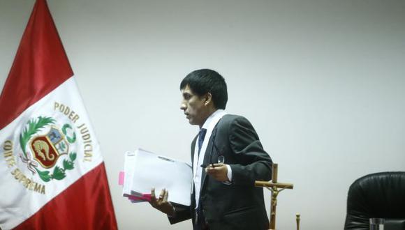 Juez Concepción Carhuancho declaró infundado el pedido de la defensa de Nadine Heredia. (Perú21)