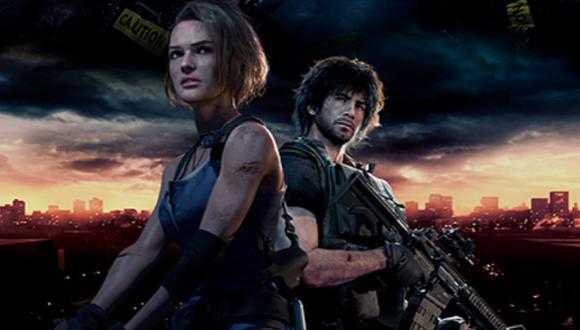 Los medios especializados también han indicado de que esta portada de Resident Evil 3 Remake está dirigida para el mercado occidental. (Foto: Captura - Twitter)