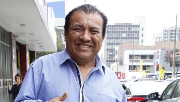 Ernesto Pimentel rendirá homenaje a Manolo Rojas por sus 31 años de vida artística. (Foto: GEC)