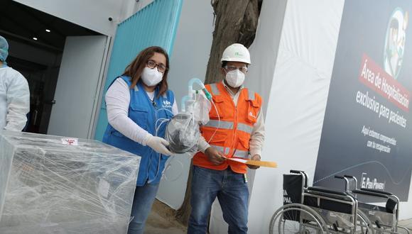 Fundación Romero dona medicinas y equipos de protección a hospitales de Piura. (Difusión)