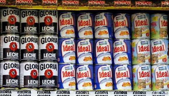 Indecopi analizó la publicidad de los productos Pura Vida Nutrimax y Gloria Bonlé Leche Evaporada de Gloria y Reina del Campo de Nestlé. (Foto: GEC)