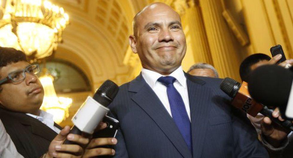 Investigación a legislador Joaquín Ramírez se encuentra a la deriva. (Perú21)