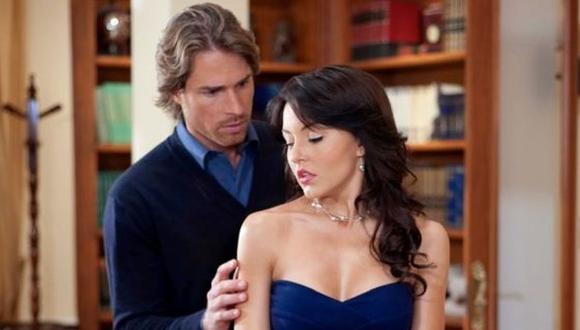 """Los actores se conocieron durante las grabaciones de """"Teresa"""". En ese entonces, ambos tenían otras parejas (Foto: Televisa)"""
