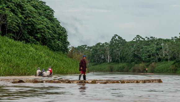Ucayali: El Gobierno Regional de Ucayali impulsa la creación del Área de Conservación Regional Alto Tamaya-Abujao. (Foto: Gore Ucayali)