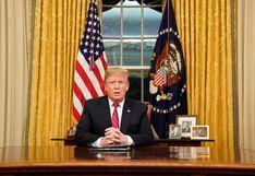 """Donald Trump asegura que situación en frontera con México es una """"crisis creciente"""""""