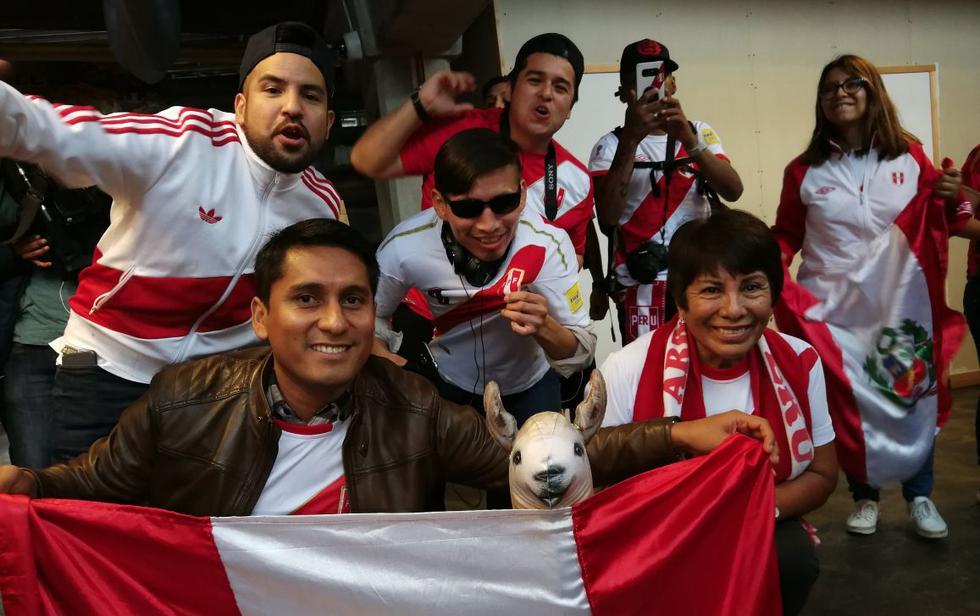 Selección peruana enfrenta hoy a Holanda. (Ángel Paúl Flores)