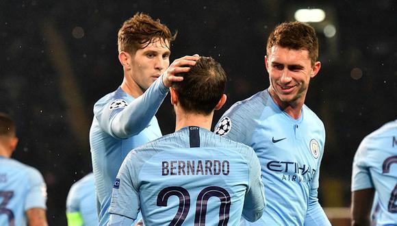 Manchester City recibe al Fulham por el pase a cuartos de final de la Copa de la Liga. (Foto: AFP)