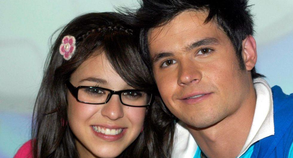"""Danna Paola y Elezar Gómez protagonizaron la telenovela """"Atrévete a soñar"""" y muchos hablaron del romance que nació entre ellos (Foto: Televisa)"""
