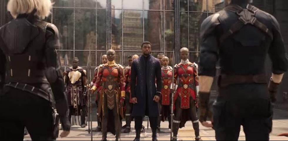 'Avengers Infinity War': ¿Dónde está 'Hawkeye'? (Difusión)