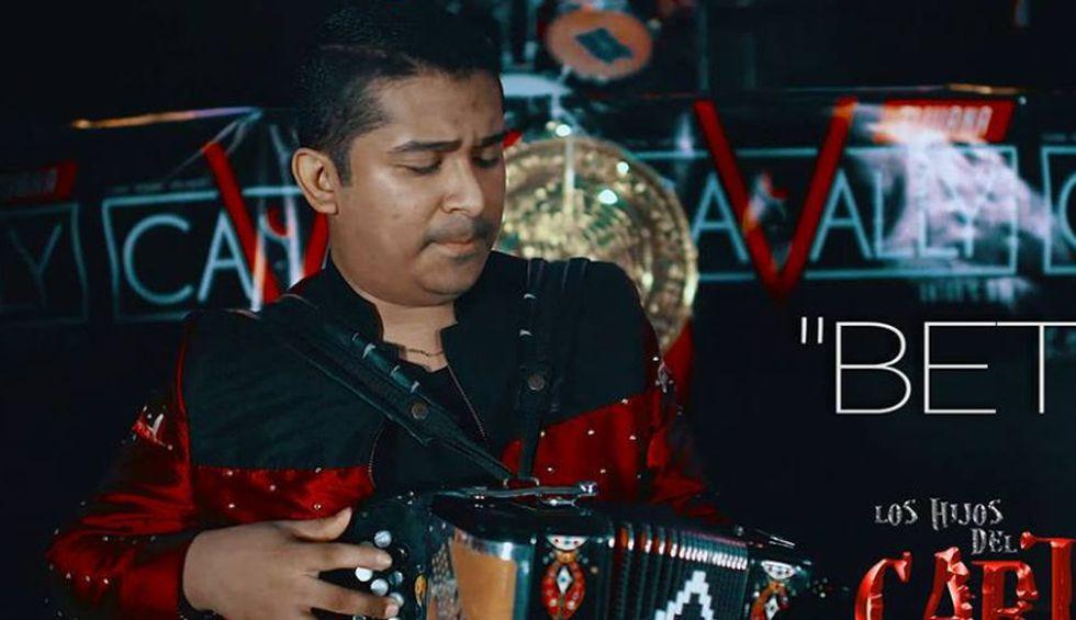 Roberto Domínguez Trejo era el vocalista de su agrupación. (Foto: Facebook Los Hijos Del Cartel - Oficial)