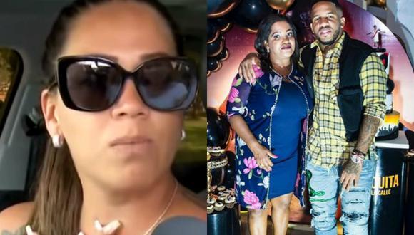Melissa Klug y Doña Charo Guadalupe mantienen una disputa legal por el régimen de visita de los hijos de Jefferson Farfán. (GEC)