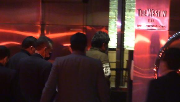 Evo Morales llegó al país y se alojó en el hotel más exclusivo de Lima [VIDEO]   Bolivia   Pedro Castillo   POLITICA   PERU21